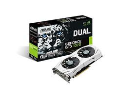 VGA GEFORCE GTX 1070 8GB ASUS DUAL-GTX1070-8G