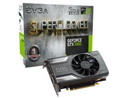 VGA GEFORCE GTX 1060 3GB EVGA 03G-P4-6162-KR